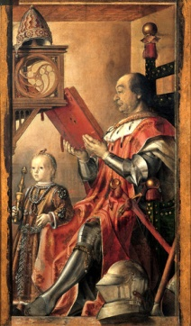 AM Federico-da-Montefeltro-col-figlio-Guidobaldo