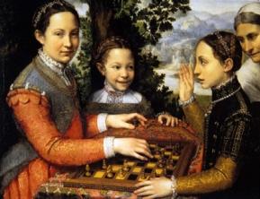 bea Anguissola-Partita-a-scacchi-Poznan-Museum-Narodowe-1555-ca