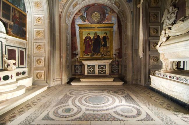 San-Miniato-cappella