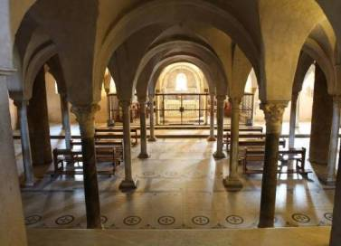 san miniato-Veduta-della-cripta